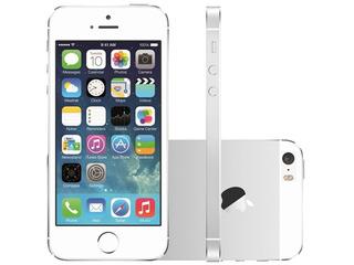 iPhone 5 16gb Branco - Desbloqueado Com Garantia