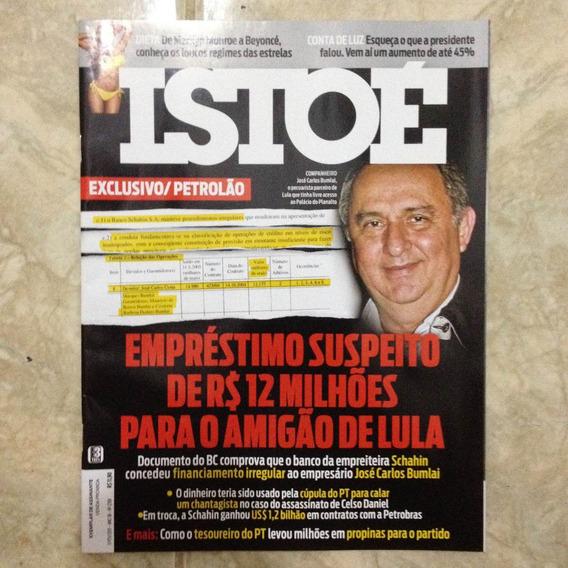 Revista Istoé 11/2/2015 2358 Petrolão Empréstimo Suspeito