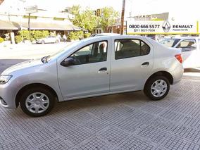 Renault Logan Expression 4p 0km Anticipo Y Cuotas | Burdeos4