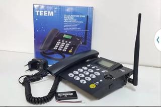 Telefone Rural Gsm De Longo Alcance