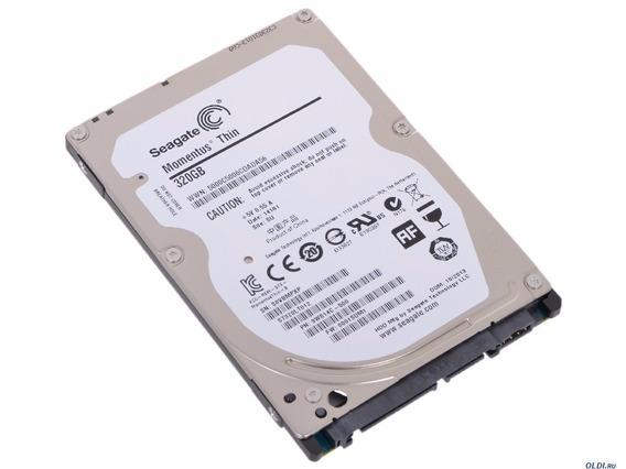 Hd Sata Notebook 320gb Seagate St320lt012 3gb/s 16mb Cache