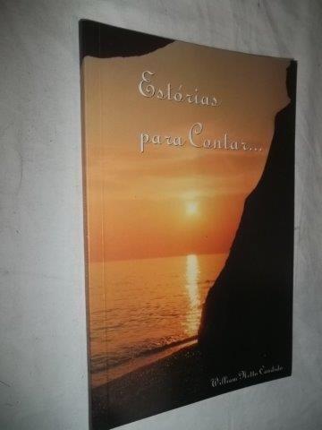 * Livro - Estórias Para Contar - Literatura Nacional