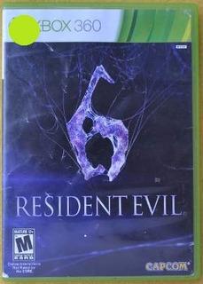 Resident Evil 6 Xbox 360 Play Magic