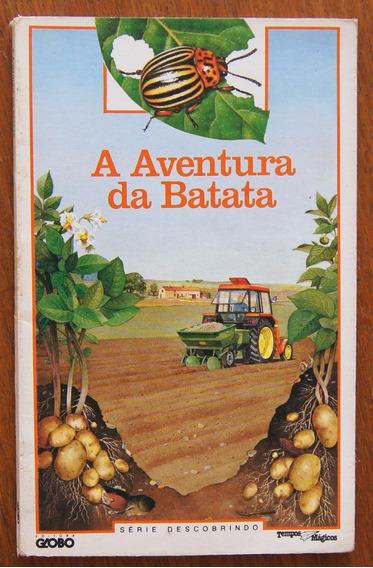 Livro A Aventura Da Batata Série Descobrindo