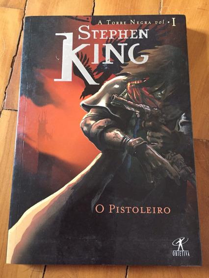 Livro Stephen King - O Pistoleiro