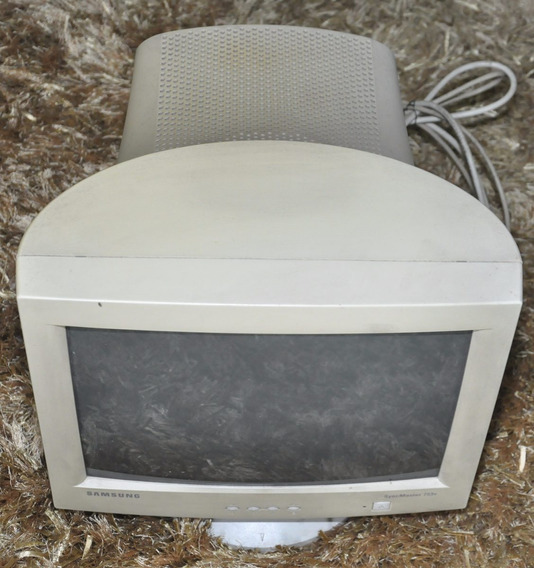 Monitor Atigo Para Computador. Samsung Syncmaster 753v. 14 P