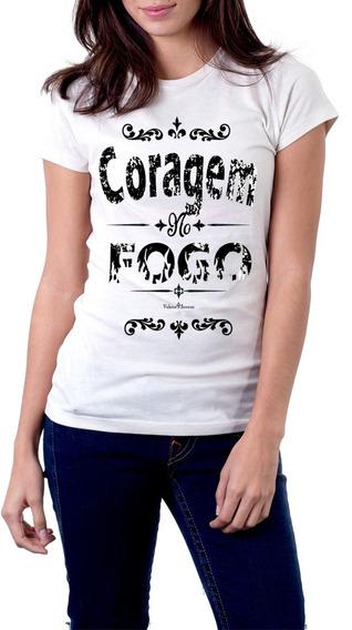 Camisetas Evangélicas Feminina