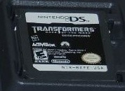 Jogo Transformers Dark Of The Moon Decepticons Nintendo Ds