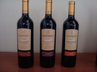 Vino Mastroeni Malbec - Cabernet Sauvignon - Syrah