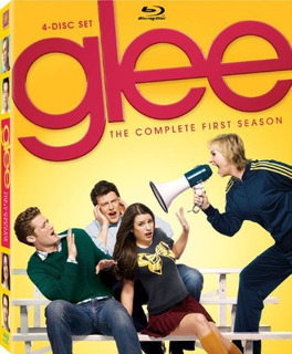 Glee - 1ª Temporada - Blu Ray - Importado