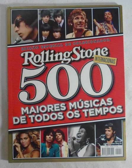 Revista Rolling Stone Edição Especial Colecionador