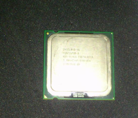 Processador Pentium D 925, Lga 775 Original