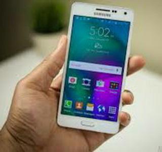 Samsung Galaxy A5 Branco 5 Meses Uso Com Garantia