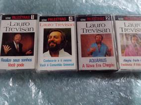 Coletanea Lauro Trevisam Palestra,4 Fitas Cassette Originais