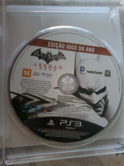 Vendo Jogos De Playstation 3