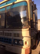 Sucata De Ônibus Mercedes Benz 1113 Ano 1985