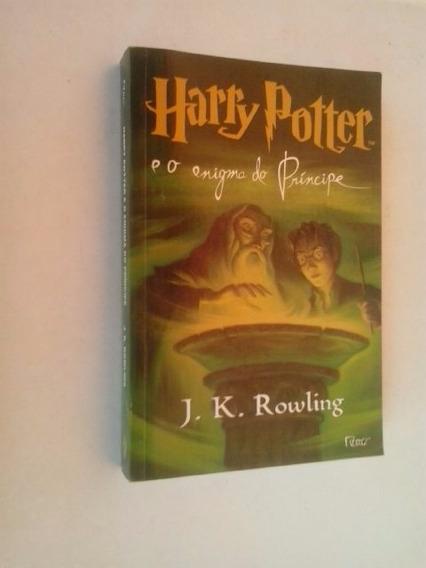 Livro: Harry Poter E O Enigma Do Príncipe - J. K. Rowling