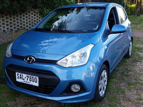Hyundai Grand I10 Gls Hach Full 2015 Impecable