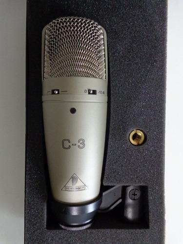 Microfono De Grabacion Behringer C3