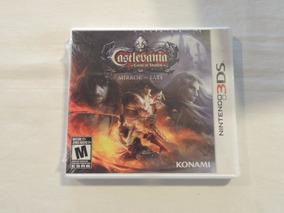 Jogo Nintendo 3ds Castlevania Lord Of Shadows