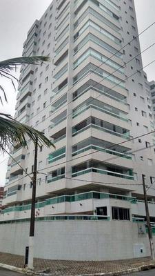 Lindo Apartamento Frente Ao Mar A Venda Em Praia Grande R336