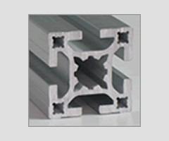 Perfil Estrutural Em Alumínio 40x40 Reforçado