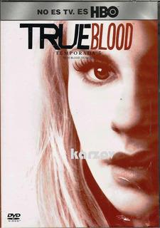 True Blood Temporada 5 Cinco Quinta Dvd