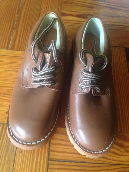 Zapatos Niño De Cuero - Prevent Arc