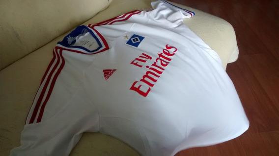 Camisa Hamburgo Alemanha, 2012-2013, adidas, Xg!