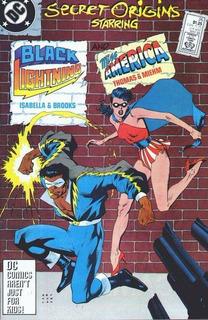 Secret Origins Vol 2 #26 (1988), Dc Usa, En Inglés