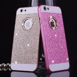 Capa iPhone De Luxo Diamantes Tamanho iPhone 6