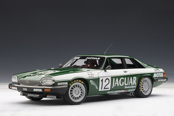 Jaguar Xj-s Etcc Spa Francorchamps 1984 1/18 Auto Art