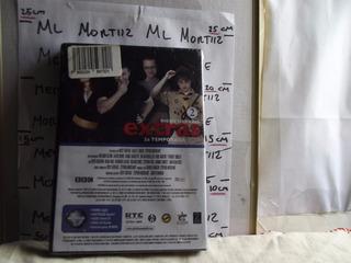 Dvd Serie Extras Ricky Gervais Hbo Temporada 2