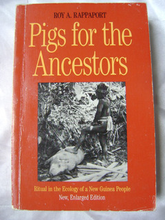 D3 Pigs For The Ancestors- R A Rappaport- Ingles- 1984