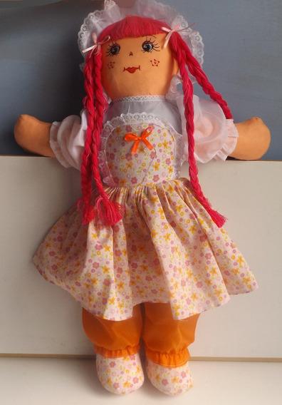 Muñecas De Trapo Niñas Bebes Peluches 65cmx49cm Juguetes