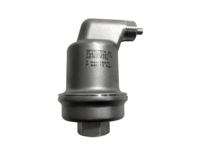 Respirador De Ar Automático Spirotech Ab050/r002 G1/2