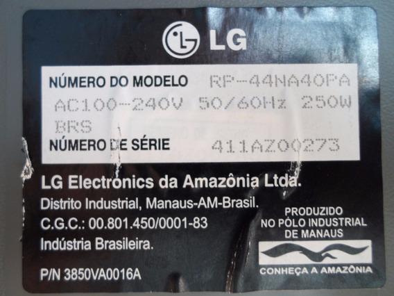 Tv De Projeção Lg Rp-44na40pa Peças