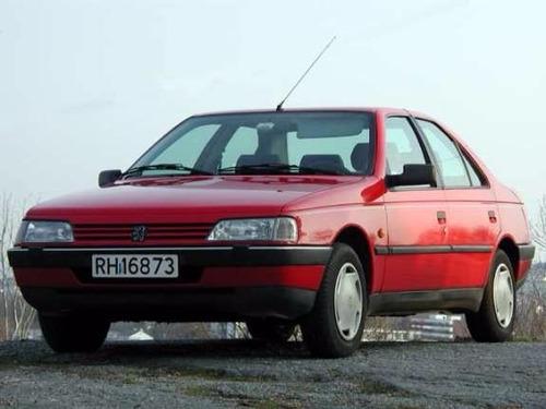 Manual De Despiece Peugeot 405 (1987-1997) Español