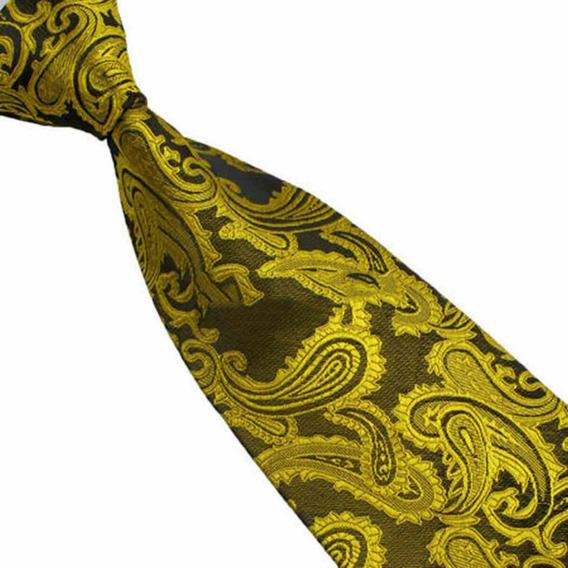 Corbatas Gargoleadas Diferentes Tonos - Importadas
