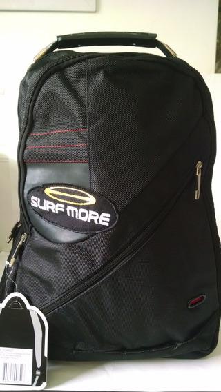Mochila Surf More Co50023 Original Para Notebook Barato!