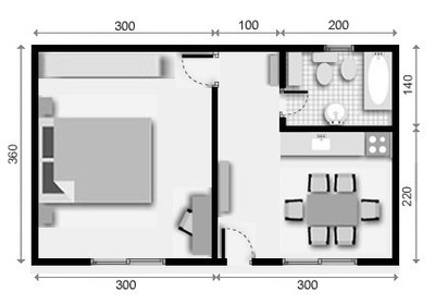 Casas Prefabricadas De Isopanel. Oferta 350 Dol El M2
