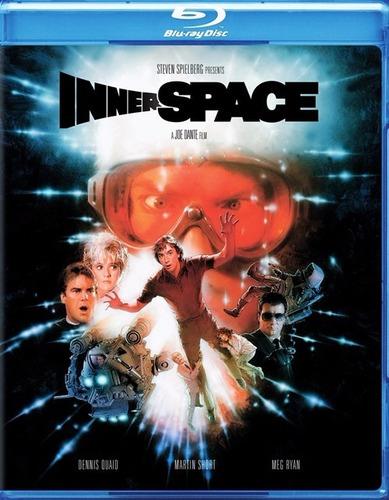 Blu-ray Innerspace / Viaje Insolito