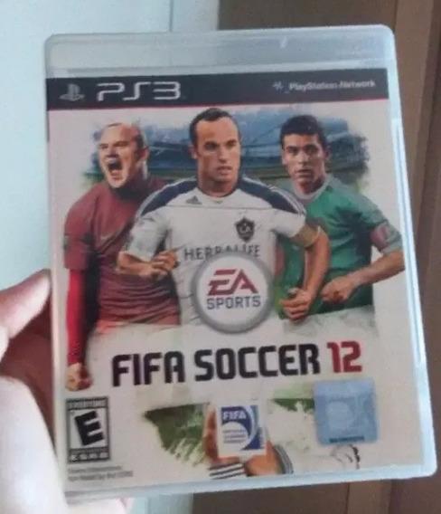 Fifa Soccer 12 - Ps3