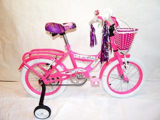 Bicicleta Rodado 16 Gm 19058 Dama Paseo Niña Nena Gm Store