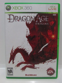 Dragon Age Origins - Game Xbox 360 Original Americano