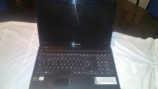 Notebook Packard Bell Tk81 Desarme