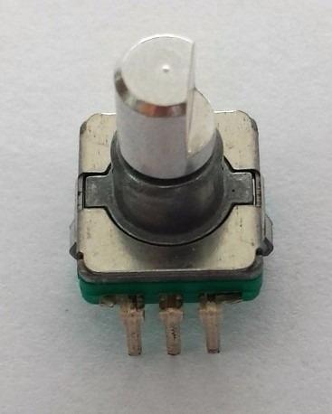 Potenciometro De Volume Rotativo Com Chave De Toque Lenoxx
