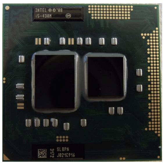 Processador Intel Core I5-430m Slbpn Microboard I5xx