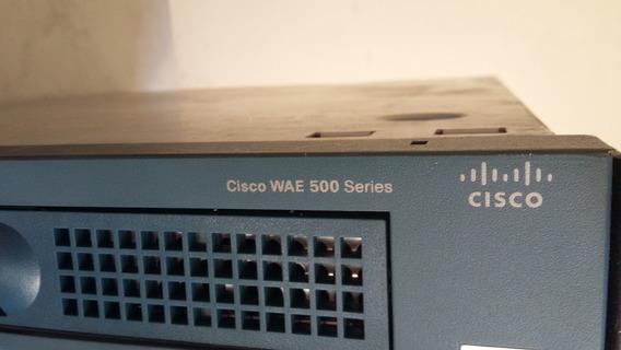 Cisco Wae 500 Series 2gb Hd Sata 500gb