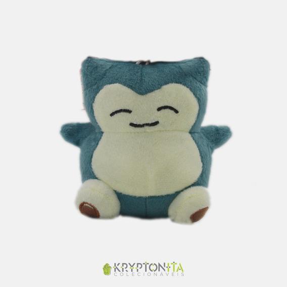 Pelúcia Pokémon - Snorlax 13cm